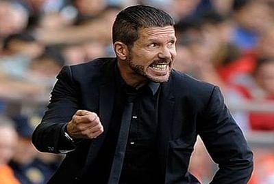 Diego Simeone 'fortunate' to coach Atletico Madrid