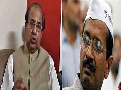 Jagdish Mukhi urges EC to take action against Arvind Kejriwal