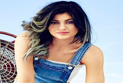 Don't want to be a model: Kylie Jenner