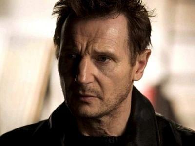 Liam Neeson slams US gun laws as a disgrace