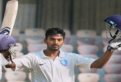 Lokesh Rahul, Naman Ojha make half tons in Board XI's modest 296
