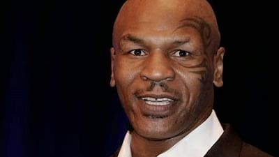 Mike Tyson spends Rs 28 lakh on weed!