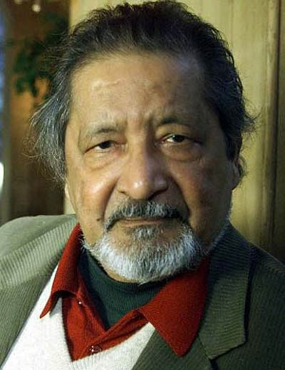 My mother asked me to leave India to Indians, rues V S Naipaul