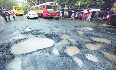 Mumbai: Pothole filling, the same old story likely to be repeated
