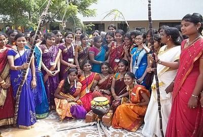 Tamil Nadu celebrates Pongal
