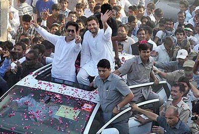 Delhi polls: Rahul Gandhi to hold roadshow