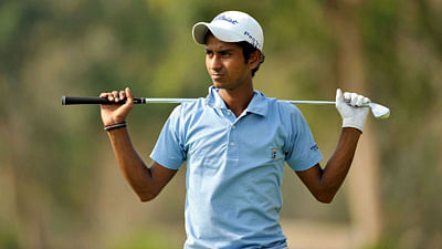 Golfer Rashid Khan aims for more Asian Tour titles