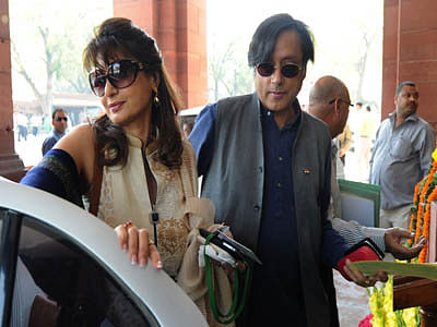 Tharoor to be quizzed in a day or two: Delhi Police chief