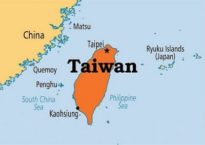 5.4-magnitude quake rocks Taiwan, no casualties reported