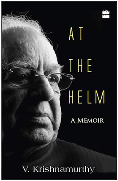 At the Helm:  A Memoir