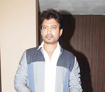 Irrfan Khan takes on to social media for the first time