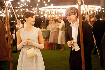 The Theory of Everything: Compelling biopic