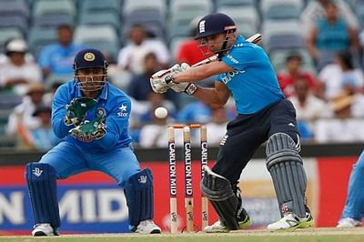 India knocked out of tri-series after losing to England