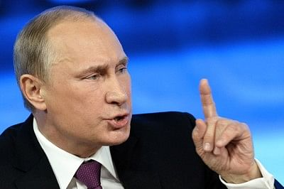 Vladimir Putin was ready to put Russian forces on nuclear alert