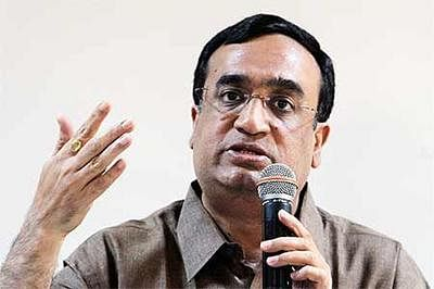 This GST is Gabbar Singh tax, alleged AICC general secretary Ajay Maken while talking to media in Bhopal on Wednesday Ajay Maken