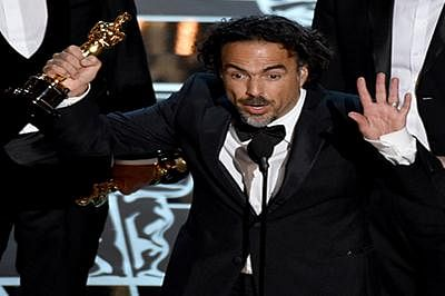 "Alejandro G Inarritu is best director at Oscars for ""Birdman"""