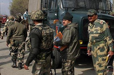 BSF on alert after terror incident, steps up vigil
