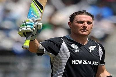 No Indian in ICC's World Cup XI led by Brendon McCullum