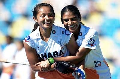 Indian women's hockey team draw 0-0 with Spain