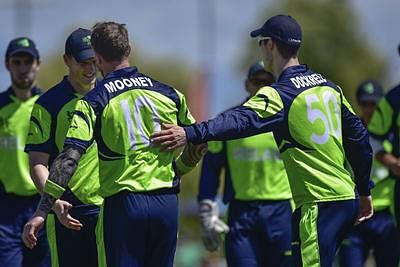Holding bats for Ireland to be granted `Test` status