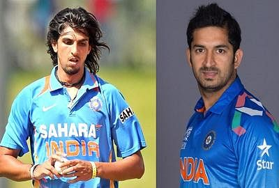 ICC approves Mohit Sharma replacement for World Cup