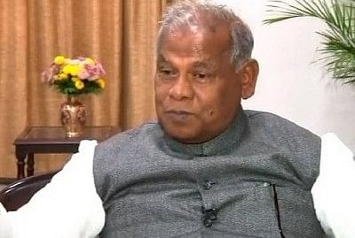 There is intolerance in country: Jitan Ram Manjhi