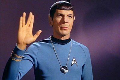 NASA pays tribute to Star Trek's Spock