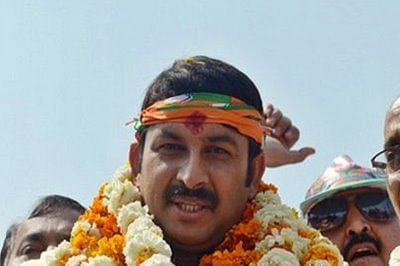 Arvind Kejriwal will have to come clean on funding, says Manoj Tiwari