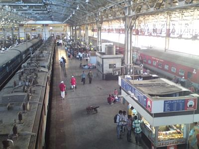 Rail Budget Spells Improved Amenities