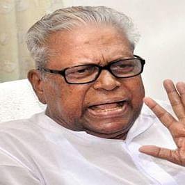 Veteran Marxist leader Achuthanandan admitted to hospital