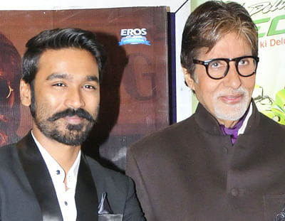 Dhanush Springs A Surprise