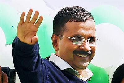 Ramlila Maidan gears up to host Kejriwal's 2nd swearing-in