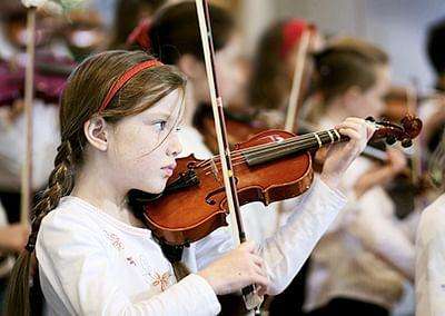 Musical training boosts brain power
