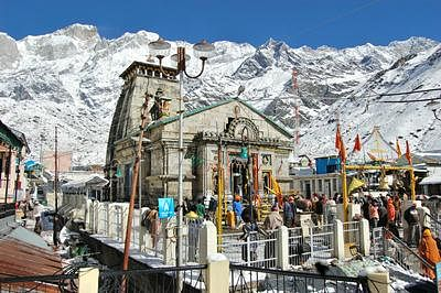 Kedarnath, Yamunotri temples in Garhwal Himalayas close for winters