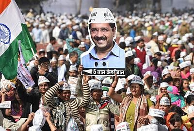 """AAP's """"Aam MLAs"""" want lavish salaries with 400% hike"""