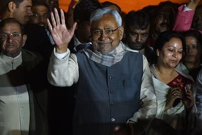 Top leaders to attend Nitish's oath taking