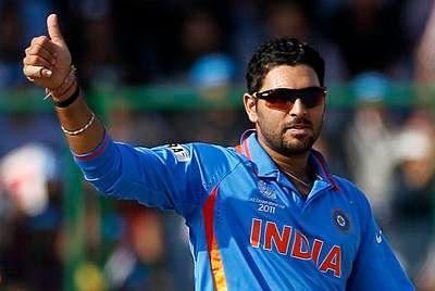 Will play as long as I enjoy the game: Yuvraj Singh