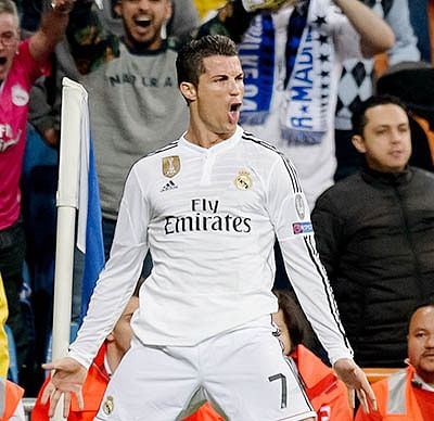 Ronaldo overtakes Messi and Raul as highest goalscorer in European competitions