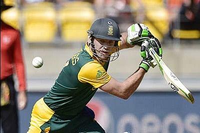 'No one can stop us' : AB de Villiers
