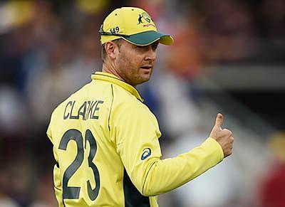 Clarke pleased as Oz  storm past Scotland