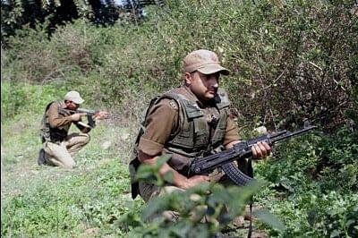 59 suspected Pak militants nabbed in raid near Islamabad