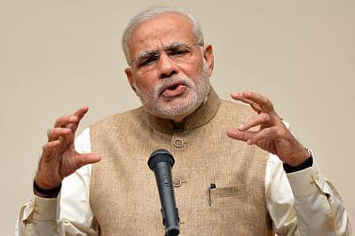 Politics cannot save a nation, only national service: PM Modi