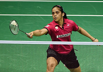 Saina scales new heights