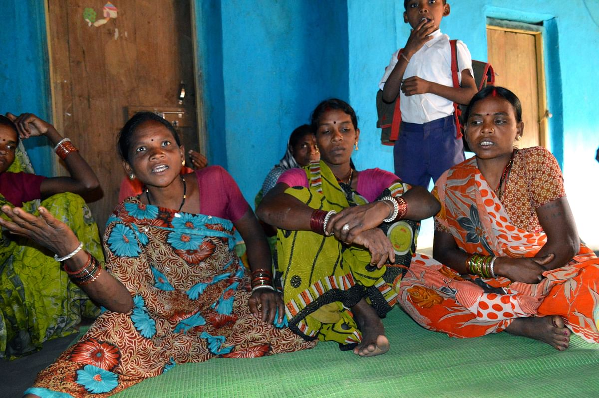 Tribal women take charge of their PDS entitlement