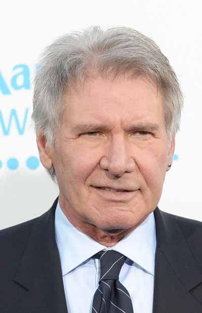 Harrison Ford Survives Crash, A  La Indiana Jones