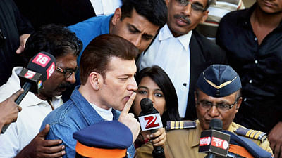 I am being falsely implicated: Aditya Pancholi