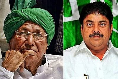 HC upholds 10-year jail term for Chautala, son Ajay Chautala