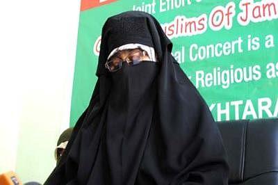 Separatist leader Asiya Andrabi arrested in Kashmir