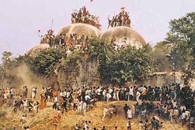 Babri demolition case: Top court notice on appeal against dropping of conspiracy charges