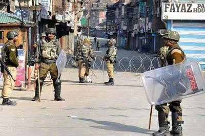 NPP calls for 'bandh' in Jammu over Masarat's release